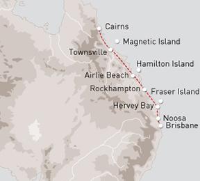 La Route du Corail