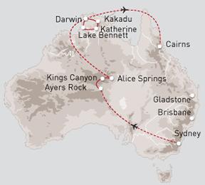 Le Rêve Australien