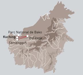 Le Sarawak, Bornéo éternelle