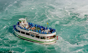 De Québec à Niagara, le Grand Tour